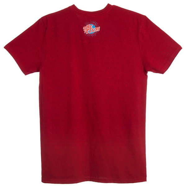 Got the 'Tism T-Shirt Red back